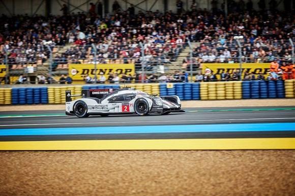 De sidste dramatiske minutter af Le Mans Le Mans, Jan Magnussen, Danskerklasse