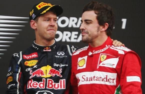 Vettel til Ferrari, Alonso til Mclaren ! f1, vettel, alonso, magnussen,