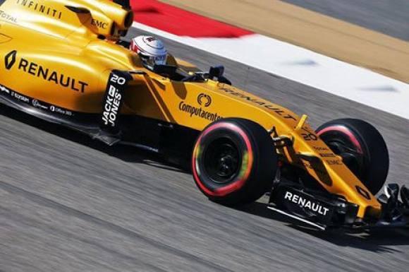 Magnussen imponerer i Bahrain! Kevin Magnussen, formel 1, renault, Bahrain