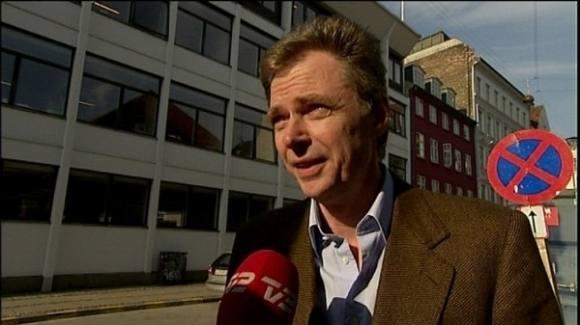 Klaus Riskær blev smidt ud af Parken! Klaus Riskær, Parken, FC København