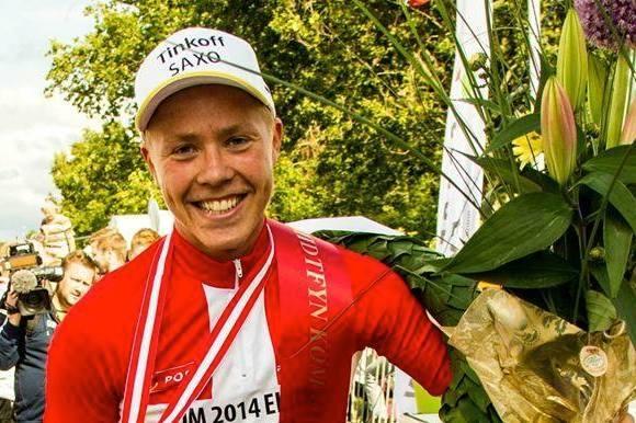 Ung dansker vinder Danmark Rundt! danmark rundt, cykling, michael valgren