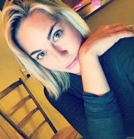 Se Amalie Szigethys nye korte frisure! Amalie Szigethy, paradise hotel