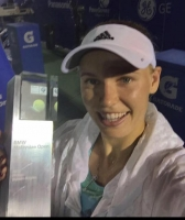 Triumf: Caroline vinder WTA-turnering! caroline wozniacki, tennis