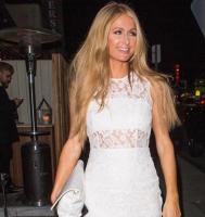 Paris Hilton kendte alt til flystyrt-joke! paris hilton
