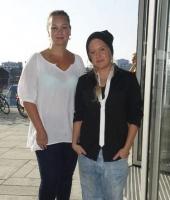 'Skråplan'-Christina er lesbisk! christina sederqvist, linda p.