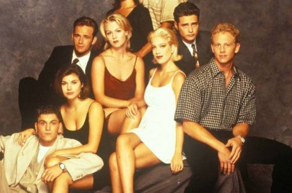 90210-skønhed er gravid! tiffany thiessen, beverly hills 90210