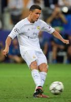 Ronaldo med sort neglelak! Ronaldo, fodboldspiller, neglelak
