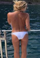 Britney Spears topløs på Hawaii! Britney Spears, topløs, Hawaii