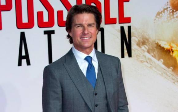 Tom Cruises hemmelige NASA-træning! Tom Cruise, NASA, Space Station 3D, Toni Myers