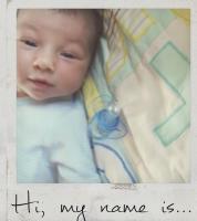 Joey Moes søn får numerologi-navn! joey moe