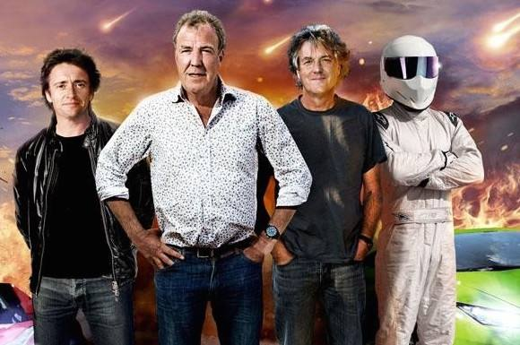 Top Gear-værter på nyt bilprogram? top gear, jeremy clarkson, james may