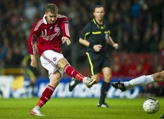 Bendtner: Fans betyder alt! Nicklas Bendtner, Fodbold, Fan,