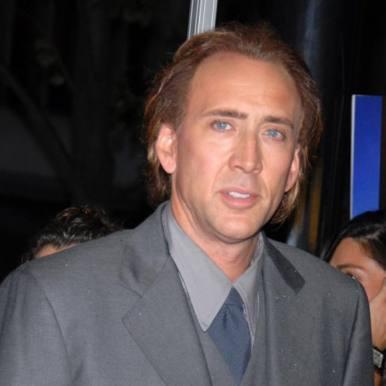 Nicolas Cage er blevet bedstefar ! Nicolas Cage,