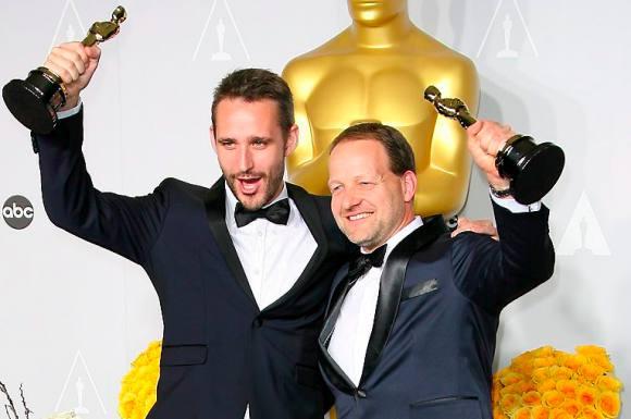 Dansker tog Oscar-fest med storm! Anders Walther, Helium, Oscar, 2014