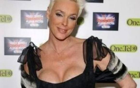 Gitte Nielsen: Blachman mobbede mig! gitte nielsen, blachman