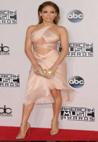 Jennifer Lopez græd efter optræden! Jennifer Lopez, American Idol, La?Porsha