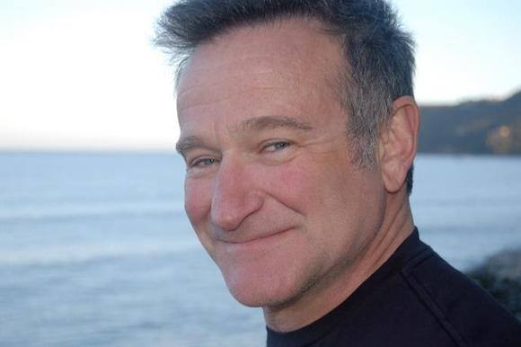 Robin Williams er død robin williams, hollywood