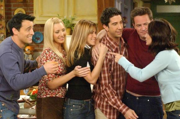 Det tjener 'Friends'-skuespillerne i dag! friends, jennifer aniston, matthew perry