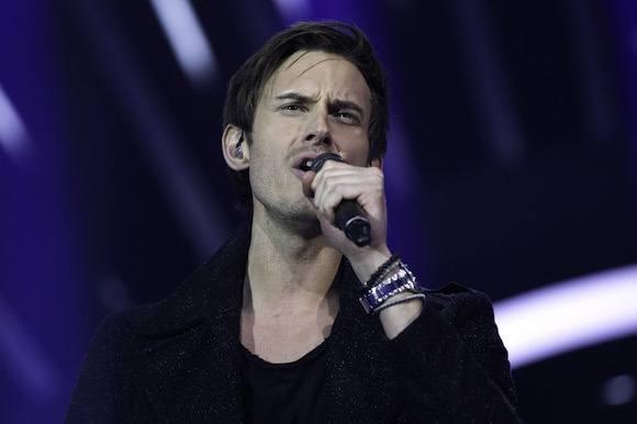 Søren Bregendal taget på fersk gerning! Søren Bregendal, Eurovision, Lighthouse X