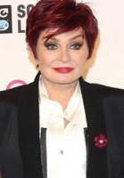 Sharon Osbourne håner Jaggers penis! Sharon Osbourne, Mick Jagger, håner, penis