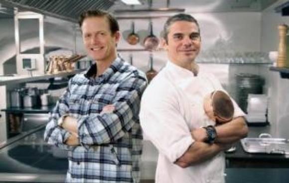 Kendis-kok mister Michelin-stjerne! Thomas Rode, Michelin, restuarant, Kong Hans Kælder