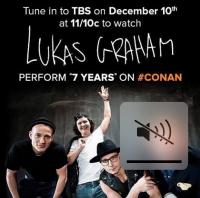 Lukas Graham hitter på amerikansk tv! lukas graham