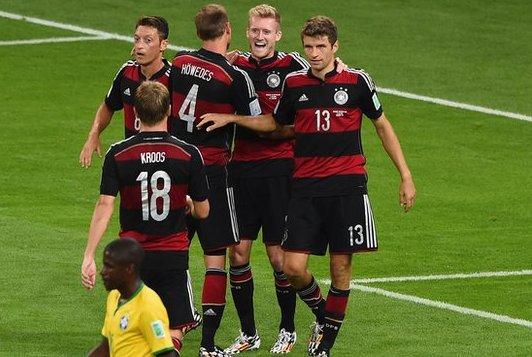 Bye, bye, Brazil 7-1 ! fodbold, vm, brazil, fodbold, vm,