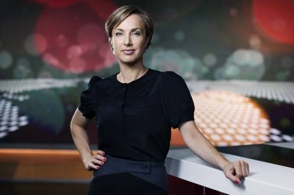 Natasja Crone er single igen! Natasja Crone,Lasse Sjørslev, TV2