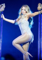 Mariah Carey flasher numsen! Mariah Carey, stockholm, tour, sweet sweet fantasy tour
