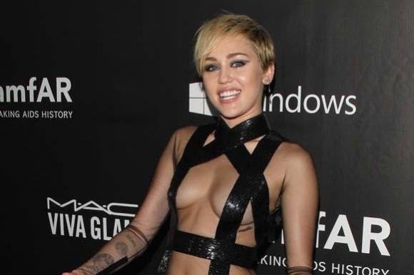 Miley i syret projekt med rock-ikon! miley cyrus, wayne coyne, the flaming lips