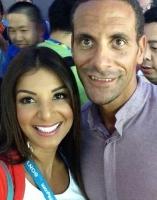 Costa Rica Tv-værten Berahimi amok til VM! Costa rica, vm, fodbold, rio ferdinand, rio, Brazil, Jale Berahimi