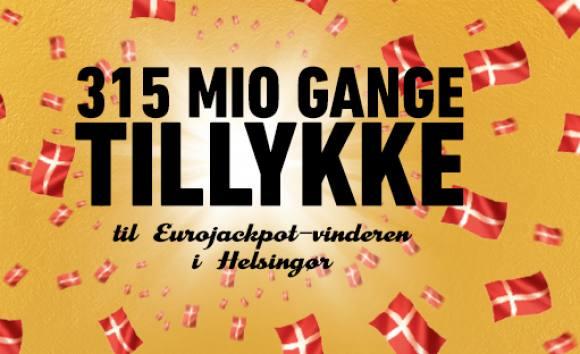 Dansk Lotto-millionær på megaindkøb! lotto, eurojackpot