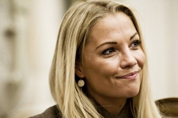 Caroline Fleming er single igen! Caroline Fleming, Nicklas Bendtner, Christian Hostetter, Rory Fleming