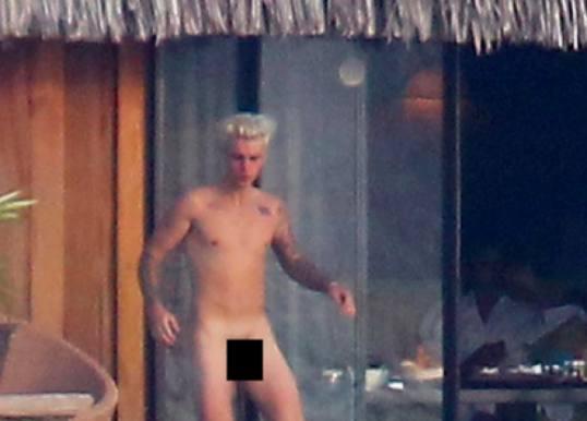 Justin Biebers far med pinligt penis-tweet! bieber