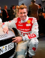 Drama: Tom Ks bil totalsmadret! Tom Kristensen, LeMans, Audi, Duval