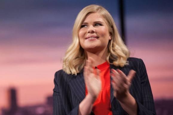 Hun er den nye vært på 'X Factor'! x factor, dr, sofie linde