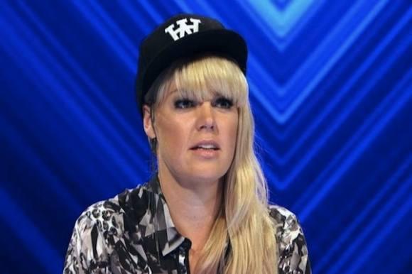 Linas kasket vækker stor debat! Lina Rafn, X Factor, Kasket, Wood Wood, DR1