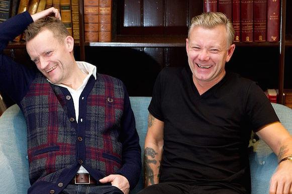 Frank og Casper i ny 'Klovn'-film! klovn, casper christensen, frank hvam