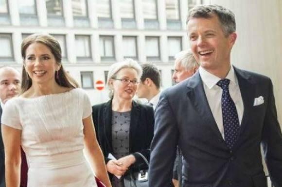 Kronprinsparret på forsiden af Vogue! Frederik, Mary, Vogue Australia