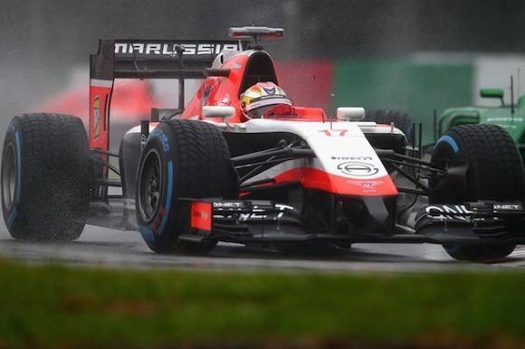 F1: Bianchi blev presset ud i ulykke! formel 1, jules bianchi