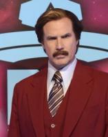 Will Ferrell gæster Eurovision! Will Ferrell, Eurovision, København