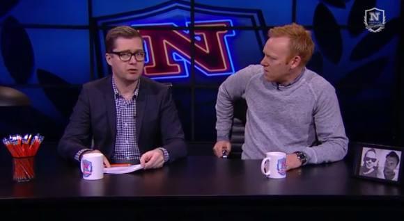 Natholdet får ny vært! Natholdet, TV2, Anders Breinholt, Lasse Rimmer