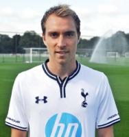 Christian Eriksen kåret til årets spiller! Christian Eriksen, Tottenham, årets spiller
