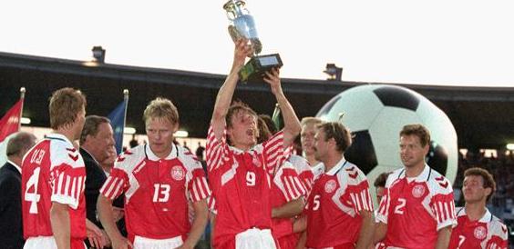Ny spillefilm om EM-triumfen i 1992! Richard Møller Nielsen, 1992, EM, sejr, triumf, Danmark, Denmark