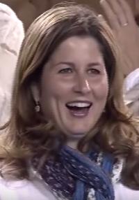 Tennisstjernes kone chokerer! Roger Federer, tennis, kone, chokerer
