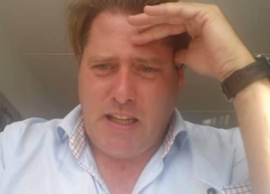 Numse-Rasmus: Jarlen er en kælling! jarl friis-mikkelsen, numse-rasmus