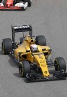 Magnussen hurtigere end Palmer! Formel 1, Kevin Magnussen, renault, Bahrain