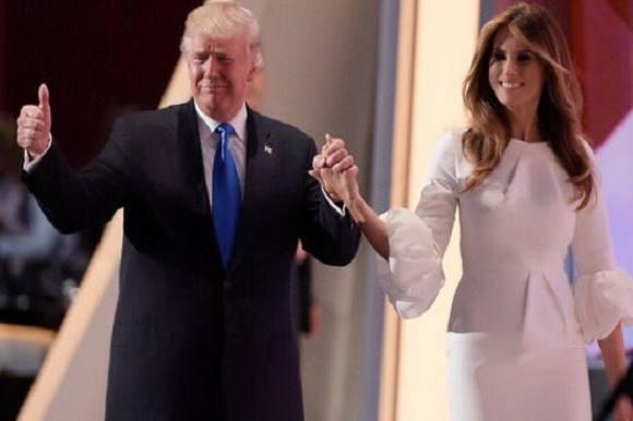 Fru Trump hader at være førstedame! Melani Trump, Donald Trump, præsidentfrue,
