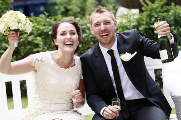 'Gift ved første blik'-par går hver til sit! gift ved første blik, dr