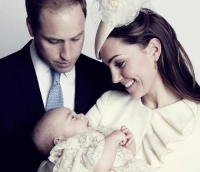 Det blev en pige! Prins William, Prinsesse Kate, baby